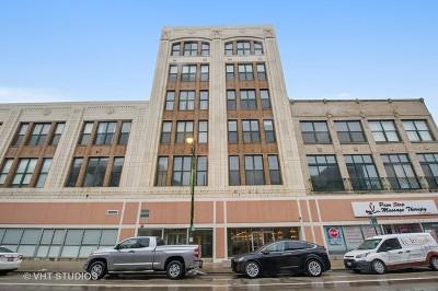 Chicago Condo/Townhouse New: 3151 North Lincoln Avenue #303