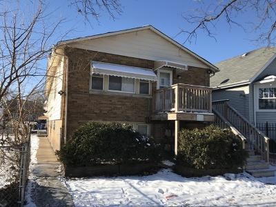 Chicago Multi Family Home New: 2136 North McVicker Avenue