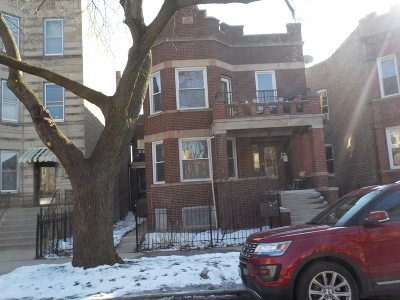 Chicago Multi Family Home New: 3347-49 West Pierce Avenue
