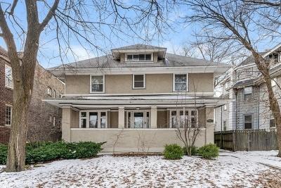 Oak Park Single Family Home New: 425 South East Avenue