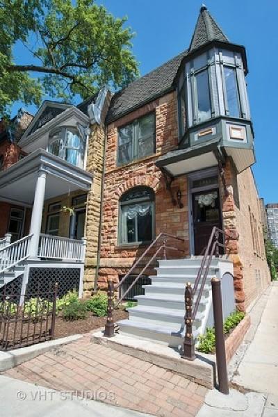Chicago Single Family Home New: 2465 North Geneva Terrace