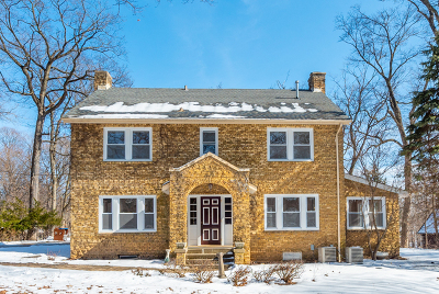 Roselle Single Family Home Contingent: 91 East Foster Avenue