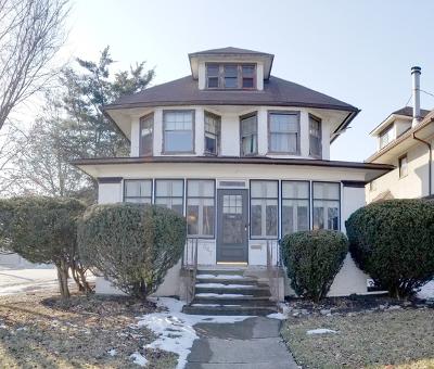 Oak Park Single Family Home New: 647 South Ridgeland Avenue