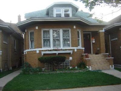 Chicago Single Family Home New: 2836 North Mango Avenue