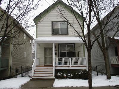 Chicago Single Family Home New: 10549 South Edbrooke Avenue