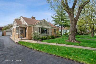 Glenview Single Family Home For Sale: 22 Washington Street