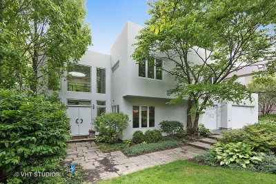 Highland Park Single Family Home For Sale: 1630 Sylvester Place
