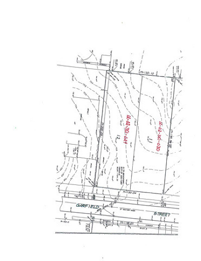 Geneva Residential Lots & Land For Sale: 12 Garfield Street