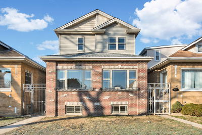Chicago IL Single Family Home Contingent: $249,900