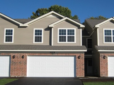 Cary Condo/Townhouse New: 1129 West Lake Drive