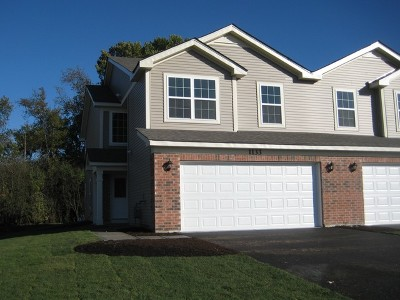 Cary Condo/Townhouse New: 1133 West Lake Drive