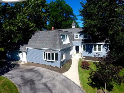 Flossmoor Single Family Home For Sale: 1415 Brassie Avenue