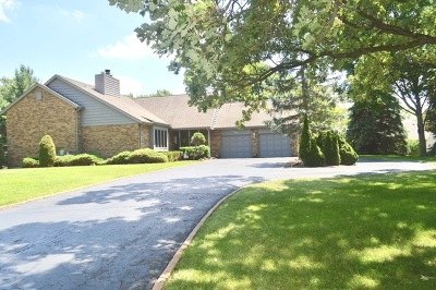 McHenry Single Family Home For Sale: 2510 North Martin Road