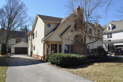 Hinsdale Single Family Home For Sale: 234 Fuller Road
