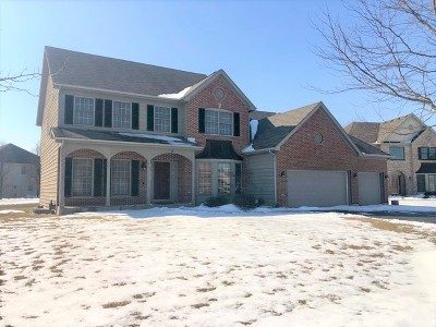Algonquin Single Family Home Price Change: 1 Clover Court