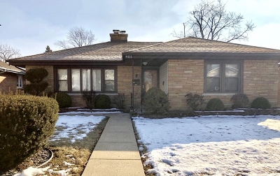 Single Family Home New: 9111 South 55th Avenue