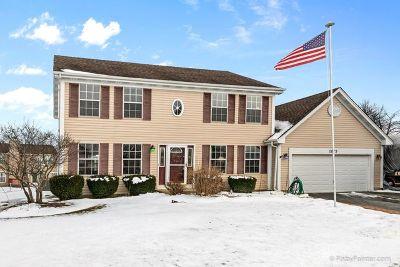 Single Family Home New: 1075 Oak Wood Drive