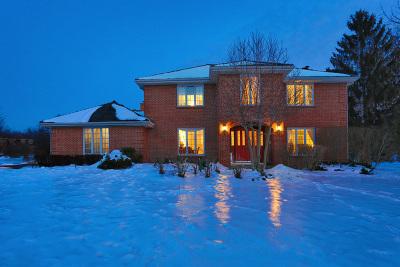 Single Family Home New: 1704 Galloway Circle