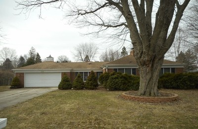 Sycamore Single Family Home For Sale: 336 Nichols Drive