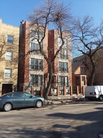 Multi Family Home For Sale: 943 North Leavitt Street