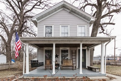 Wilmington Single Family Home For Sale: 115 North East Street North