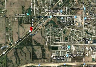 Homer Glen Residential Lots & Land For Sale: 12001 West Route 6