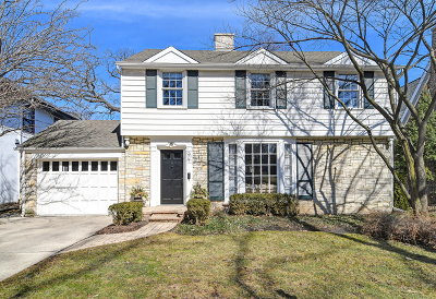 Hinsdale Single Family Home For Sale: 207 Ravine Road