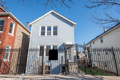 Chicago Multi Family Home New: 2134 West 24th Street