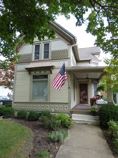 Barrington Single Family Home For Sale: 123 Raymond Avenue