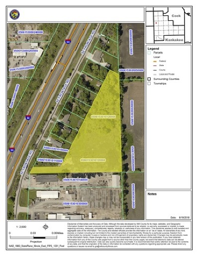 Shorewood Residential Lots & Land For Sale: I 55 South East Frontage Road