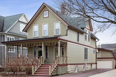 La Grange Park Single Family Home For Sale: 330 North Ashland Avenue