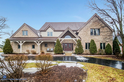 Lemont Single Family Home Price Change: 52 Sawgrass Drive