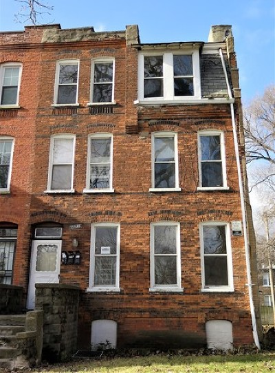Chicago Multi Family Home Re-Activated: 10548 South Maryland Avenue