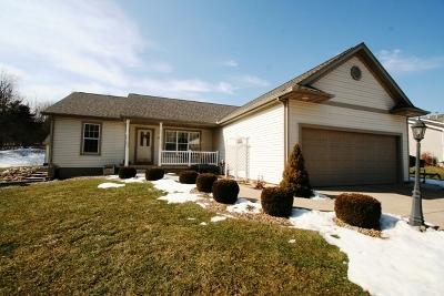 Mackinaw Single Family Home For Sale: 644 Heritage Drive