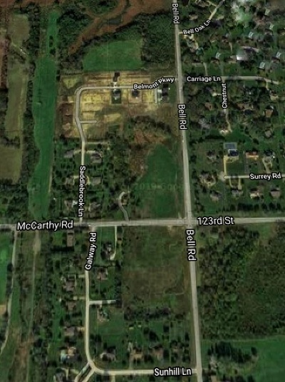 Lemont Residential Lots & Land For Sale: Swc 123rd And Bell Road