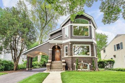 Wilmette Single Family Home Contingent: 2231 Thornwood Avenue