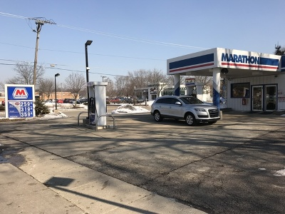 Elgin Commercial For Sale: 285 North McLean Boulevard North