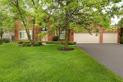 Deerfield Single Family Home For Sale: 101 Bentley Court