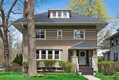 Wilmette Single Family Home For Sale: 530 Washington Avenue