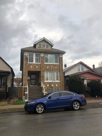 Multi Family Home For Sale: 10419 South State Street
