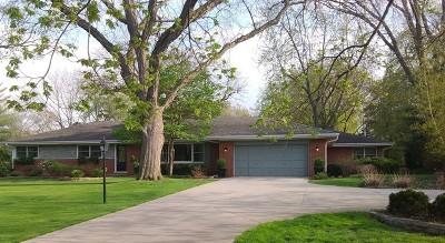 Palatine Single Family Home For Sale: 117 Briarwood Lane