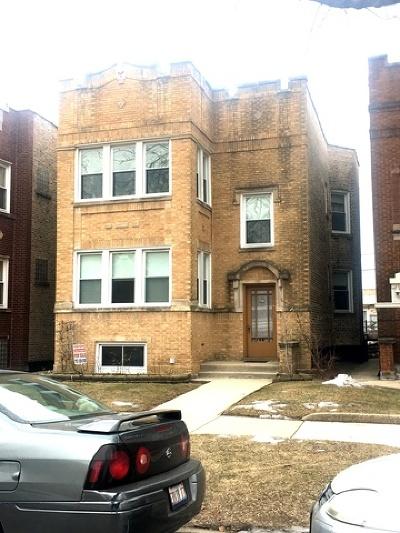 Multi Family Home For Sale: 5627 North Artesian Avenue North