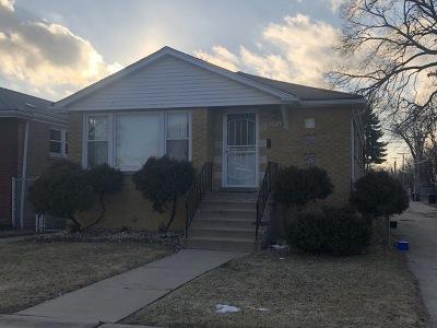 Single Family Home For Sale: 10914 South Lowe Avenue