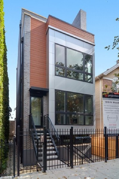 Condo/Townhouse Contingent: 1519 North Wood Street #1