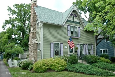 Single Family Home For Sale: 214 Oregon Avenue