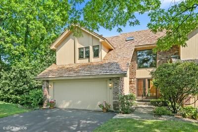Burr Ridge Condo/Townhouse For Sale: 42 Oak Creek Court