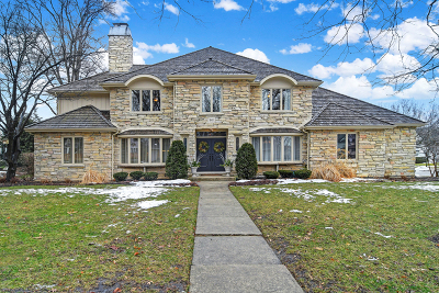 Hinsdale Single Family Home For Sale: 840 South Bodin Street