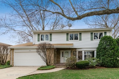 Deerfield Single Family Home For Sale: 63 Mulberry Road
