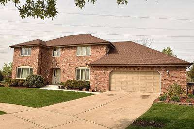 Palos Park Single Family Home For Sale: 9996 Sandburg Court