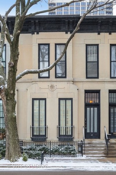 Single Family Home For Sale: 57 West Burton Place
